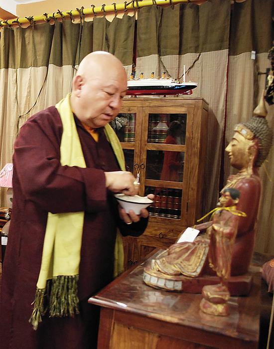 Master Karma Tanpai Gyaltshen