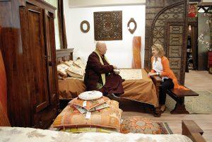 Master Karma Tanpai Gyaltshen - in vizita la Exotique