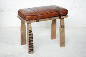 exotique - SG-121- taburet, lemn si piele, 55x30x50cm - 650ron (800x536)
