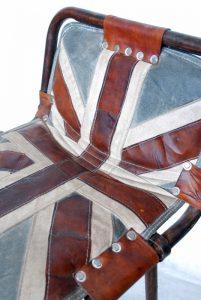 exotique - SG-47 - scaun bar, fier forjat piele si mat textil, 41x46x94cm, detaliu - 950ron (536x800)