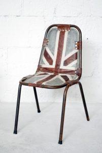 exotique - SG-56 - scaun, mat textil si fier forjat, 55x55x88cm - 350ron (536x800)
