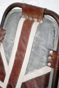 exotique - SG-56 - scaun, mat textil si fier forjat, 55x55x88cm, detaliu - 350ron (536x800)