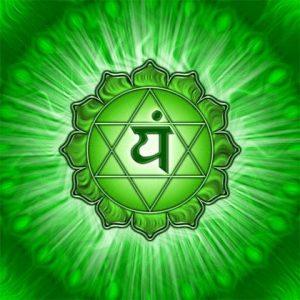 4. Chakra inimii- Anahata