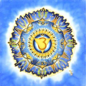 6. Chakra celui de-al treilea ochi- Ajna