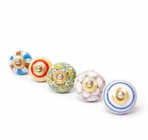 cadouri craciun - JC-G21 - butoni-maner ceramic - SFERA