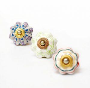 cadouri craciun - JC-G21 - butoni-maner ceramic - STEA