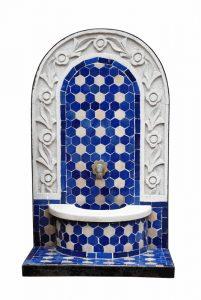 exotique - MAR-F104 - fantana marocana mica, 42x26x72cm