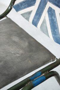 exotique - SG-50 - scaun, mat textil si metal, 59x59x79cm, detaliu2 - 350ron (536x800)