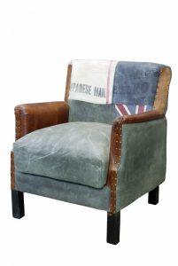 exotique - SG-67 - fotoliu, lemn, mat textil si piele, 76x72x93cm - 3190ron (536x800)