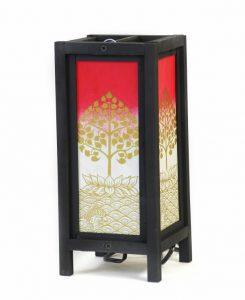 exotique - T12-N06 - lampa electrica, 13x13x29cm