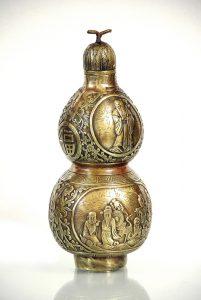exotique - VT-BR28 - bol bronz, WuLou