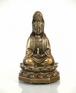 exotique - VT-BR34 - statueta bronz, buddha