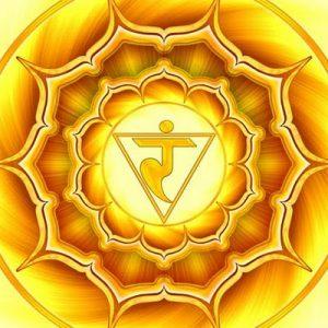 3. Manipura - Chakra Puterii Personale