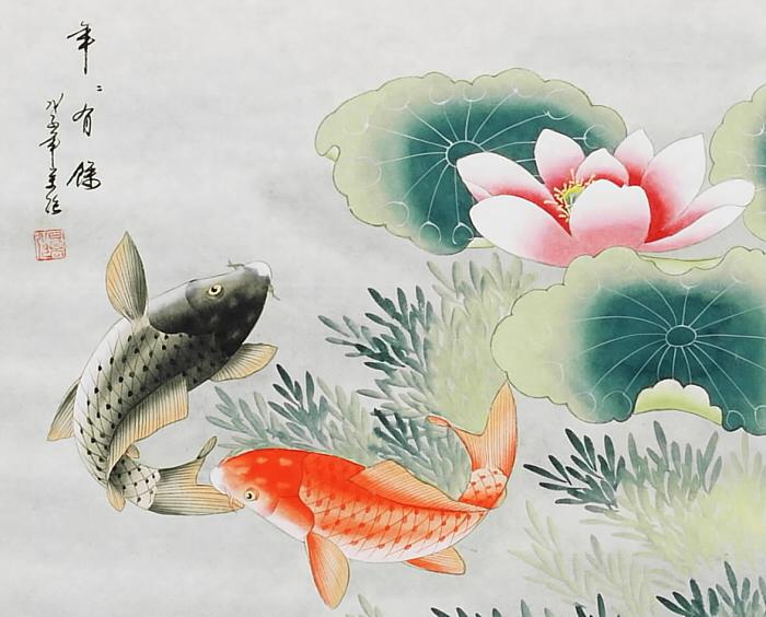 Simboluri norocoase – mobila de China