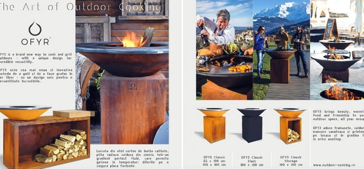 OFYR – The Art of Outdoor Cooking